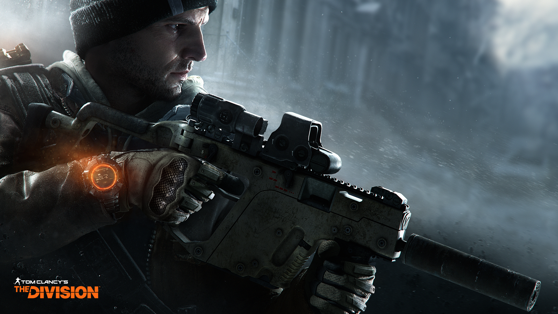 tom clancy's the division wallpapers / the division zone
