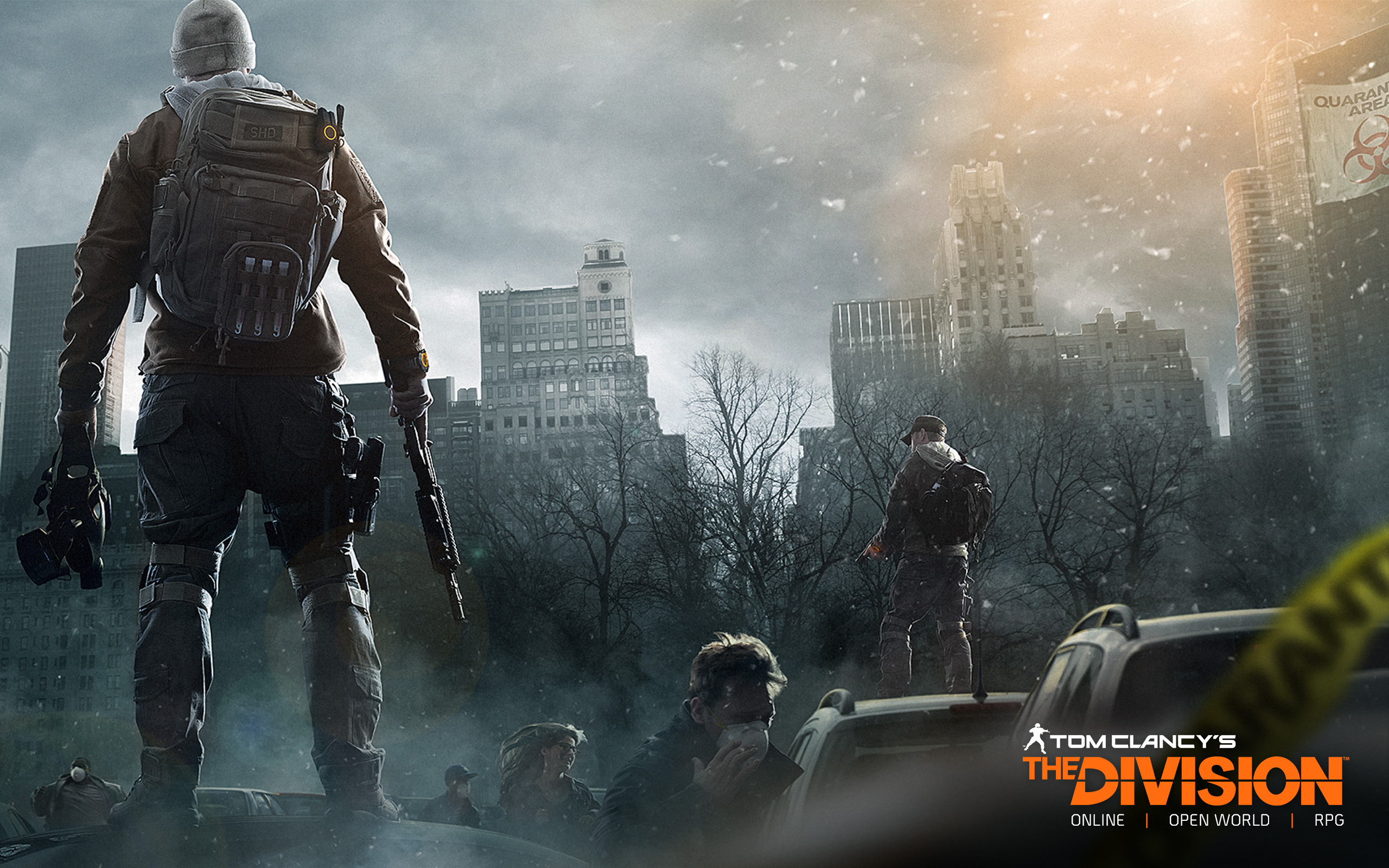 Tom Clancys The Division Wallpapers Zone