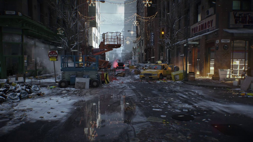 Tom Clancy's The Division Download Full Game PC