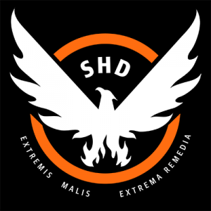 Strategic Homeland Division (SHD) Logo