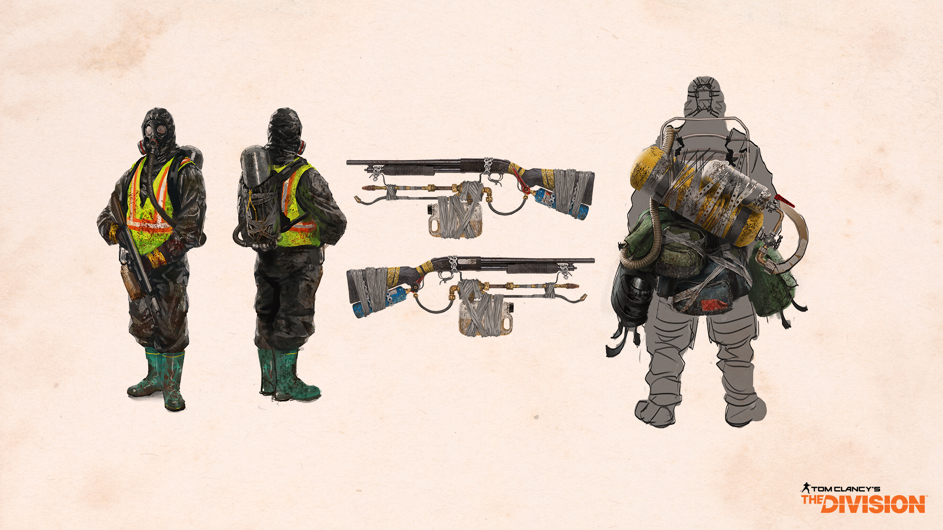 Factions The Division Zone