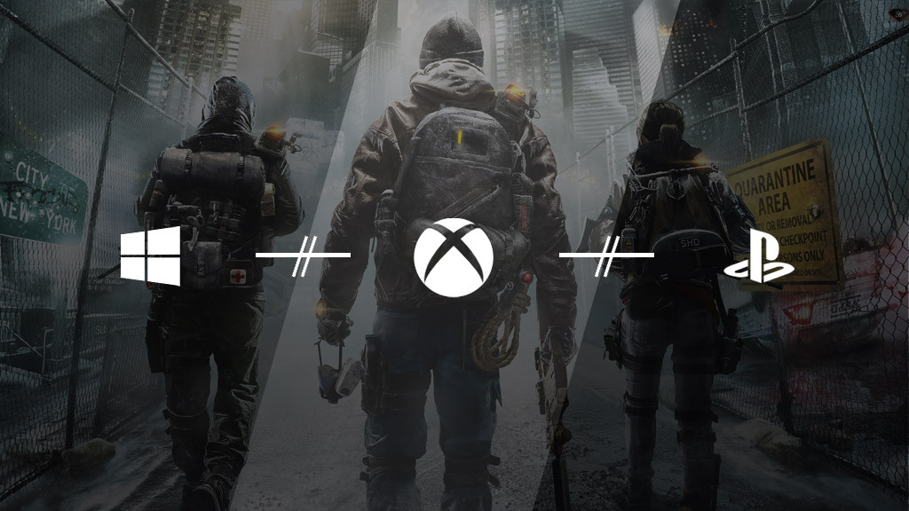 The Division Will Not Support Cross-Platform Play/Profiles / The