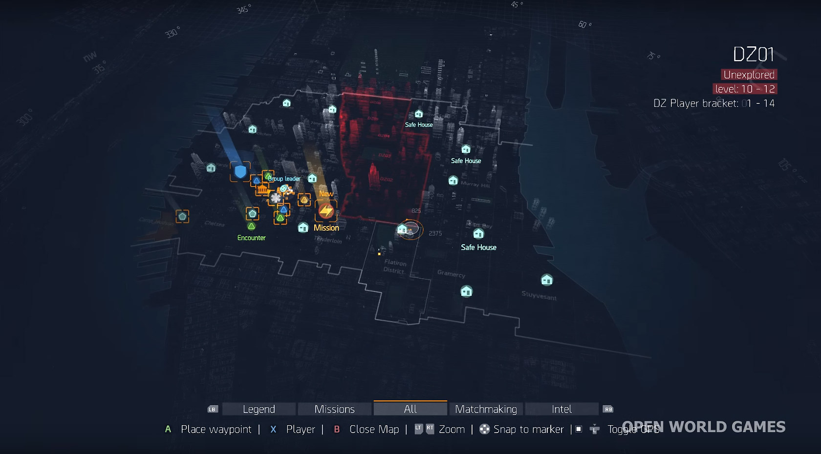 The Division Map Tom Clancy's The Division Will Not Include Brooklyn, Queens, Bronx  The Division Map