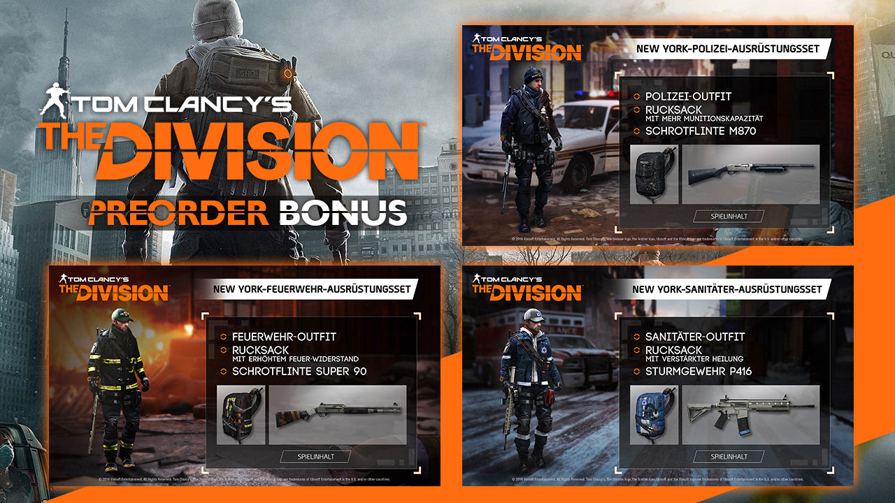 Pre order code recovery form - Tc The Division Pre Order Bonus Police Firefighter