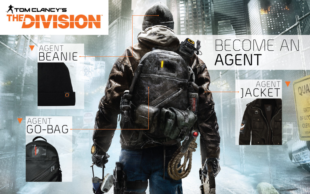 917007bf1a5 New The Division Jacket Available in the Ubi Workshop   The Division Zone