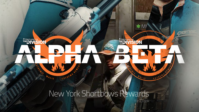 NY Shortbows: The Division's Alpha and Beta Rewards Unveiled / The