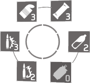 Consumables Wheel