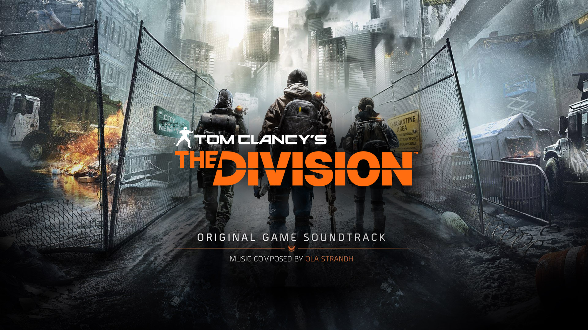 The Division Soundtrack Now Available for Pre-Order / The ...
