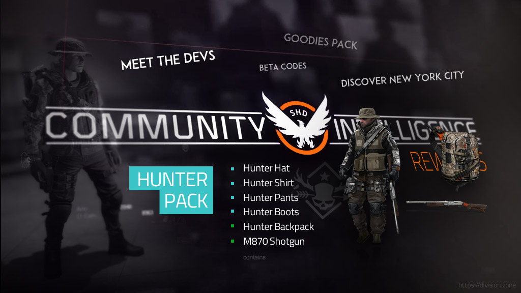 Beta : Tom Clancy the division - Page 2 Tc-the-division-ci-rewards-hunter-pack
