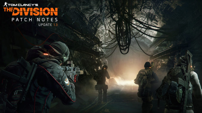 tc-the-division-update-1-3-underground-patch-notes