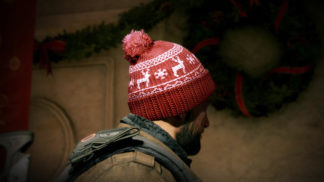 tc-the-division-holiday-pom-pom-beanie-red