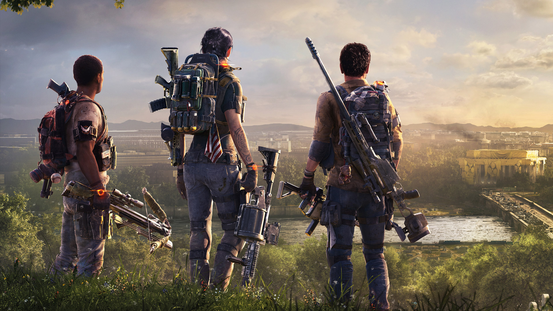 Analisis Sistem PC Untuk Game Tom Clancy Spesifikasi PC - Tom Clancy's The Division 2