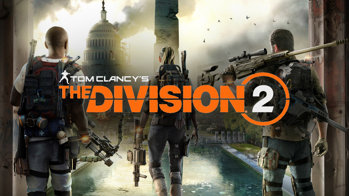 Image result for Tom Clancys The Division 2