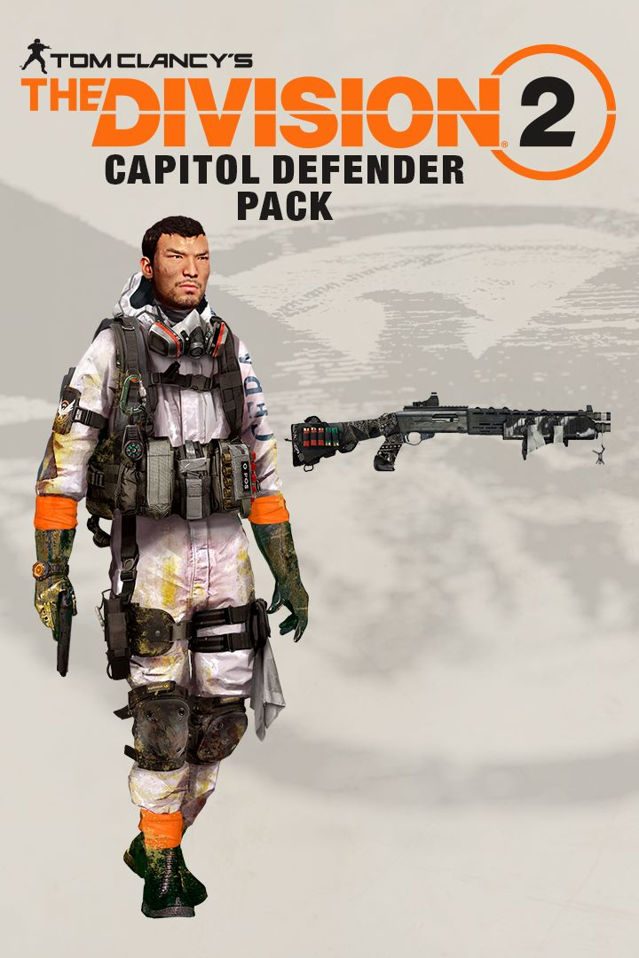 The Division 2: Standard, Gold & Ultimate Edition, VIP Pass and DLCs