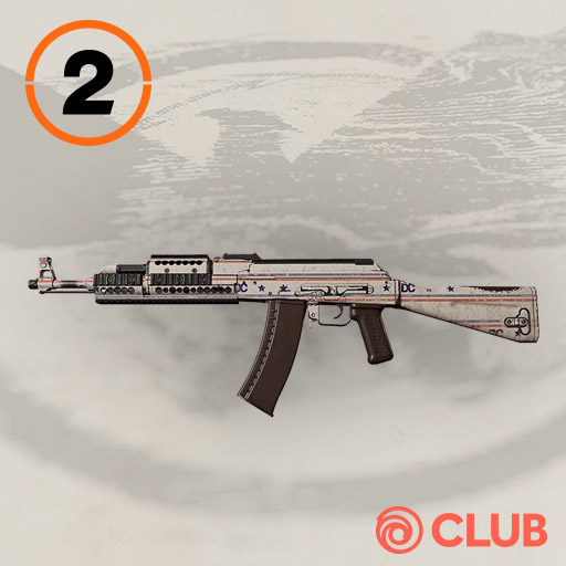 The Division 2 Open/Private Beta Rewards: Weapon Skin & Arm Patch