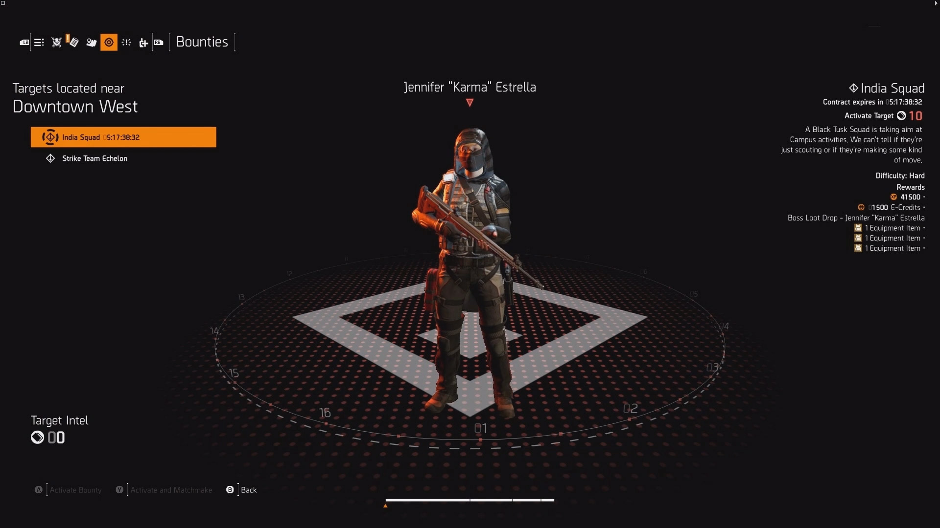 The Division 2 State Of The Game Strongholds Bounties
