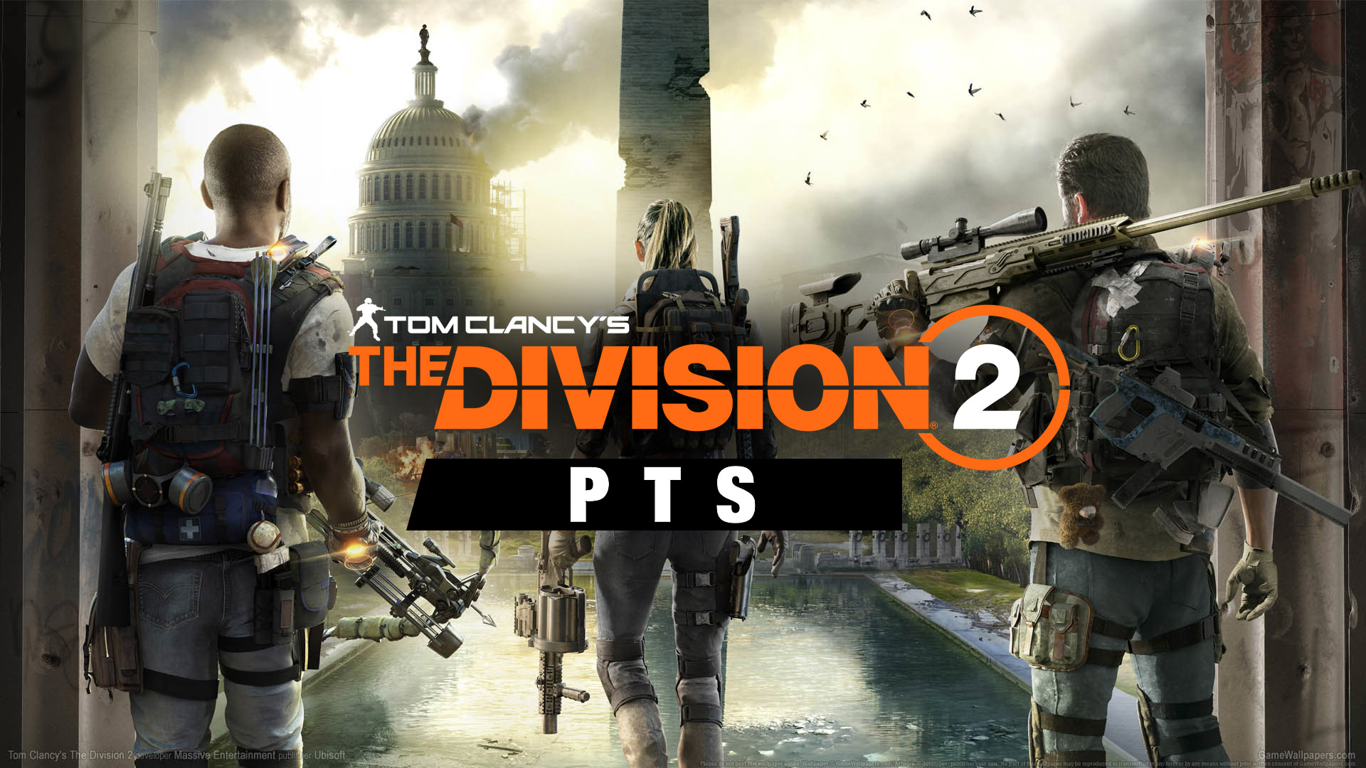The Division 2 Title Update 3 0: PTS Phase 2 Started