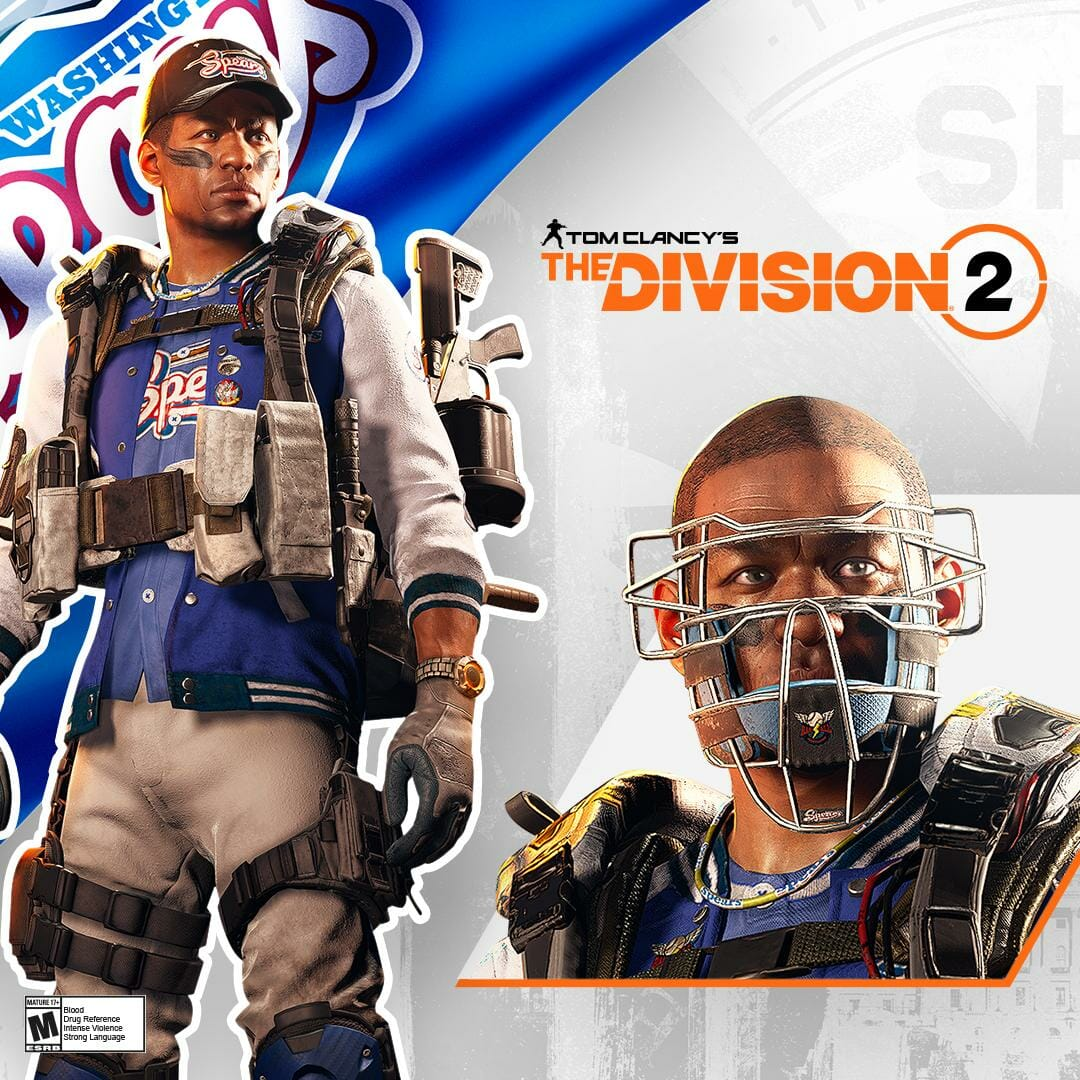 Twitch Prime: Get 4 Exclusive The Division 2 Outfits and a